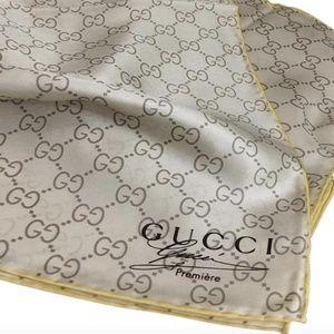 Gucci Premiere Limited Edition Silk Scarf